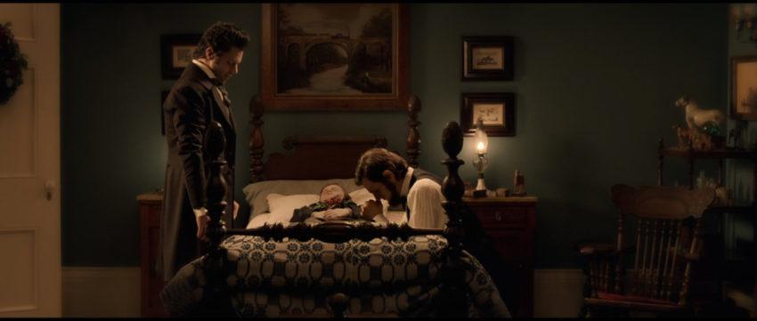 Still from Abraham Lincoln: Vampire Hunter